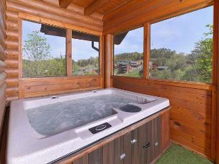 Cozy Bear Cove #288- Hot Tub