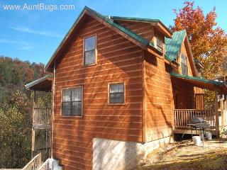 4 Bedroom Gatlinburg Cabin Close to Ober Ski Resort on Ski Mountain Road