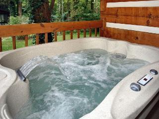 Cuddle Inn Hot Tub