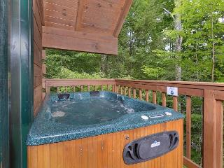 Foxy Lady #1531- Hot Tub on the Deck