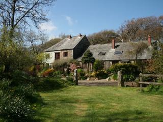 Beech Cottage at Trenannick Cottages