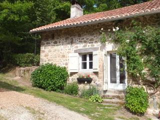 Cottage pittoresque emplacement rural, Saint-Saud-Lacoussiere