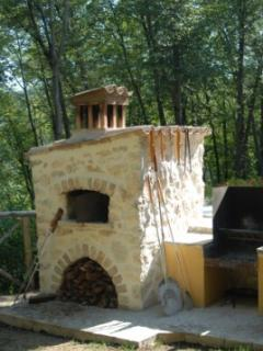 The Pizza Oven!!