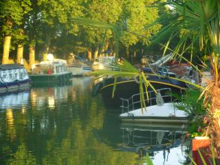 September canal du Midi in BRAM