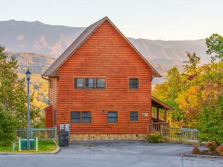 Summer from $149!!! Incredible Views, Big TVs, Hot Tub, & More! Sleeps 6., Sevierville