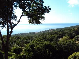 une vue sur la baie de Pointe Noire