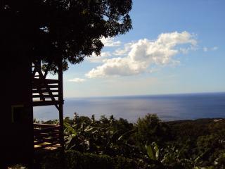 une superbe vue sur mer