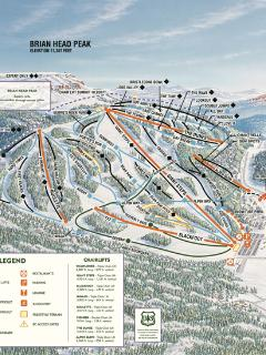map of the lift area across the street Giant Steps & Black foot