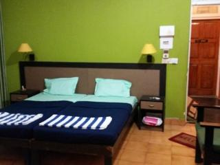 Furnished Bedroom Hall Kitchen in Resort Candolim