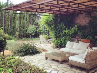 Maison de vacance dans les oliviers, Cotignac
