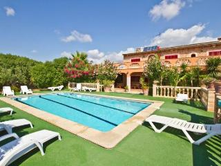7 bedroom Villa in Selva, Selva Countryside, Mallorca, Mallorca : ref 2213408