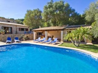 4 bedroom Villa in Petra, Baleares, Mallorca : ref 2213415