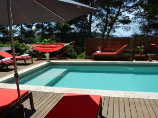 Pet-Friendly, Charming 1 Bedroom Apartment with Pool and Spa, Velaux