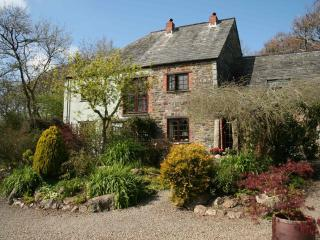 Ash Cottage at Trenannick Cottages, Crackington Haven