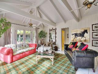 English-Style 4BR Cottage at the Polo Club in Santa Barbara, Carpinteria