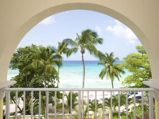 Sapphire Beach 313 - Luxury Oceanfront Condo, Christ Church