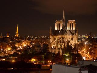 Notre Dame Luxury Palace, París