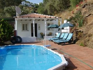 Detached Villa With Private Pool In Torrox