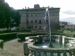 casa della roccia Vignanello, viterbo, Viterbo