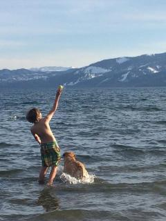 Lake Tahoe Fun