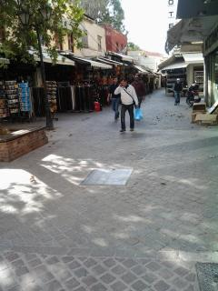 Shop till you drop in Chania Town. 35 Minutes away
