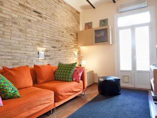 Poble Sec Terrace apartment, Barcelona