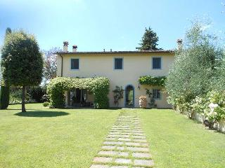 4 bedroom Villa in Montespertoli, Tuscany, Italy : ref 5455288