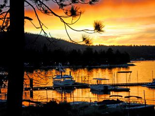 4 Seasons Of Fun Spa Big Bear Marina Village Lake