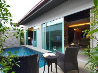 The Ville Jomtien Pool Villa Resort 3 Bed (B01), Pattaya