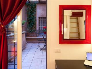 Frangipane Studio Terrace