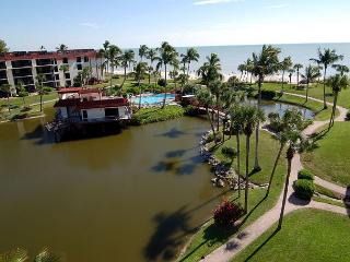 Gulf view, two bedroom, two bathroom, penthouse at Pointe Santo de Sanibel, Sanibel Island
