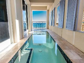FRANGISTA ENCORE-4BR/5.5BA,GULF FRONT LUXURY,PRIVATE POOL+BEACH! BOOK NOW!!, Miramar Beach