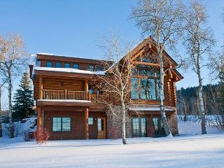 Luxury Log Cabin at Teton Springs Resort - Sleeps 12