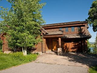 Luxury Log Cabin at Teton Springs Resort - Sleeps 12 - Full Club Amenities, Victor