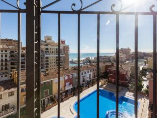 Marina View apartment in PortSaplaya (Valencia), Alboraya