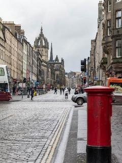 Very Close to Edinburgh's Historic Royal Mile