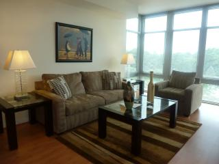 Lux Friendship Heights 1BR, balcony, Chevy Chase