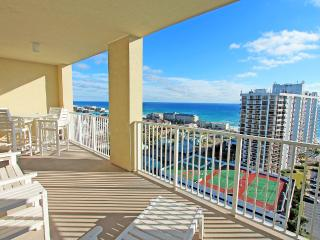 Ariel Dunes I 1502-2BR-Real JOY Fun Pass* Gulf Views! - Huge Balcony