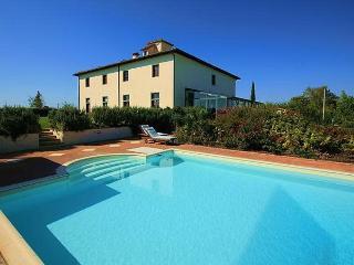 Villa degli Affreschi, Castiglion Fiorentino