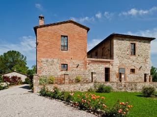 Villa delle Crete, Rapolano Terme