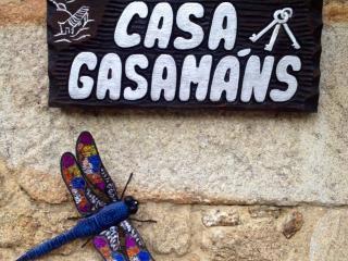 Casa Gasamans de Arriba, Province of A Coruna