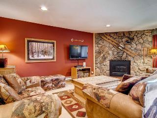 SKI-IN!  Sleeps 10!  1 Block to Shops/Restaurants!, Breckenridge
