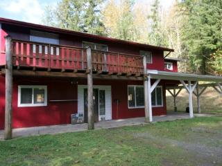 Maple Falls Country Cabin #55 - A BIG pet friendly cabin in the country with lots of yard for the kids!