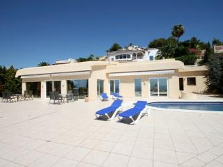 Bellavista- luxury villa with private pool Moraira