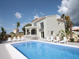 Estrella - holiday home on the beautiful Costa Blanca in Benissa