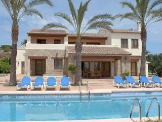 Finca 3 Palms holiday home villa in Benissa