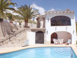 Linda great holiday home Benissa Spain