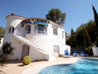 Lotte holiday home great villa in Spain, Benissa