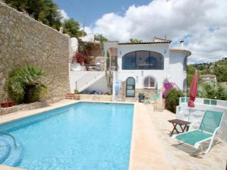 Mira great holiday home on the Costa Blanca, Benissa