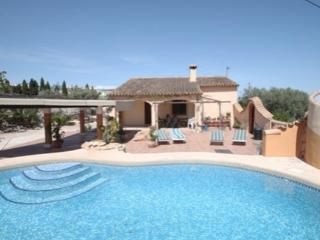 Pineda villa holiday home villa in Benissa Spain